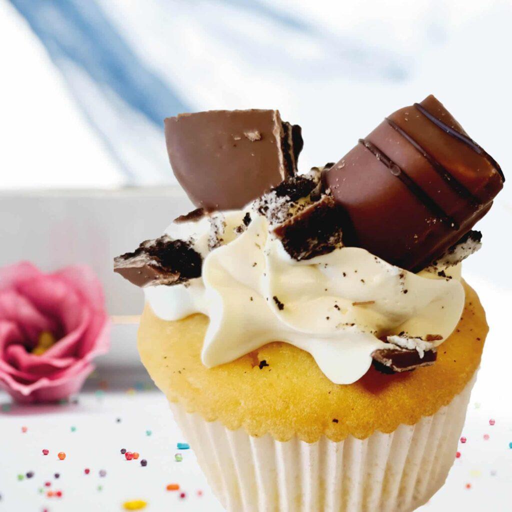 Cupcake Oreo chocolade